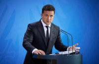 За Зеленського на виборах президента готові проголосувати 27,7%, за Порошенка – 13,3%