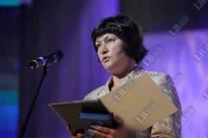 Акимова написала Януковичу о риске повторения кризиса в экономике