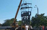В Одесской области строят памятник защитникам Донецкого аэропорта
