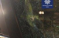 Чоловік на Range Rover влаштував стрілянину на Броварському проспекті в Києві