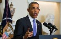 Барак Обама виступив на мітингу на підтримку Байдена