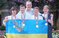 Украинские школьники завоевали высшие награды на всемирной олимпиаде по химии