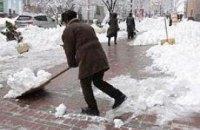 Стихия ограничила движение на дорогах Украины