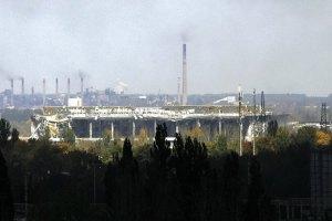 Военные отбили атаку на донецкий аэропорт