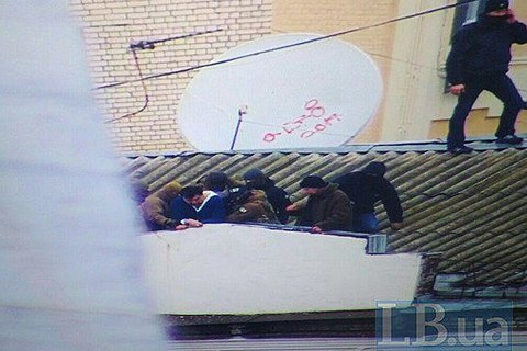 Саакашвили задержали в связи с подозрением, что его финансирует Курченко (обновлено)