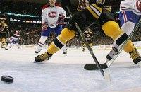 """НХЛ: """"Монреаль"""" задушил """"Медведей"""" из Бостона"""