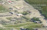 """""""Днепр-1"""" обнаружил большое скопление военной техники в Луганске"""