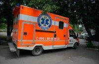 Военная медсестра получила ранение на Донбассе в понедельник