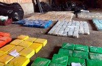 У Київській області поліція вилучила 600 кг героїну на $50 млн