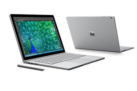 Первая партия ноутбуков от Microsoft распродана за 5 дней