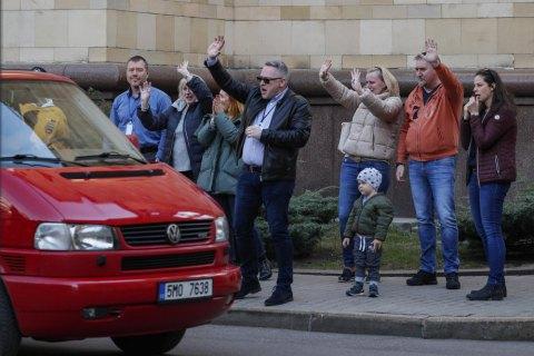 Чехия сократит количество сотрудников посольства России в Праге до пяти