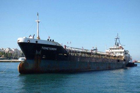 Лівія відпустила чотирьох українських моряків з судна Temeteron