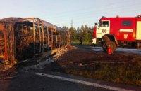 У ДТП з автобусом і вантажівкою в Татарстані загинули 14 людей