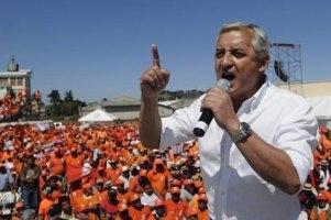 """Власти Гватемалы """"ушли"""" в народ"""