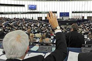 Европарламент таки отложил доклад по ассоциации с Украиной