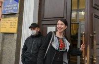 Суд отправил Чорновол под домашний арест