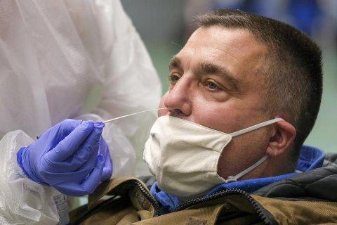 В ВСУ еще 144 человека заболели коронавирусом