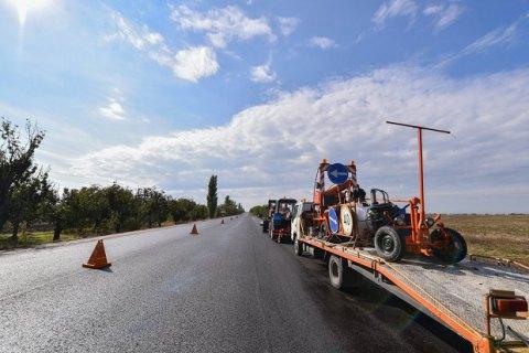 Експеримент на митниці приніс 2 млрд гривень на ремонт доріг у 2016 році