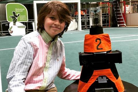 9-летний вундеркинд из Нидерландов получит диплом университета