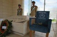 Полоний Арафату могли подбросить после его смерти