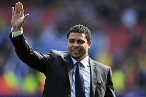 Роналдо советует Неймару перейти в Реал