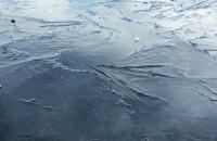 В Харьковской области дети провалились под лед, двое погибли