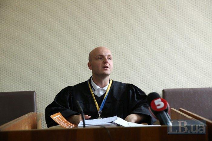 Судья Тарас Оксюта
