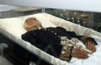 Українські вчені провели ребальзамування тіла хірурга Миколи Пирогова