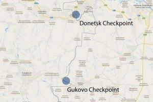 ОБСЄ відзвітувала про ситуацію на українсько-російському кордоні