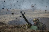На Донбасі окупанти чотири рази порушили режим припинення вогню