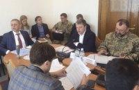 Пашинский пригрозил СМИ уголовной ответственностью за фейки о сфере нацбезопасности