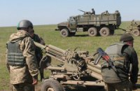 За добу на Донбасі поранені п'ятеро бійців АТО