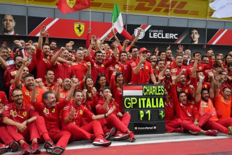 Керівництво Формули-1 прийняло рішення щодо проведення Гран-Прі Італії