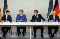 """В МИД РФ заявили, что встреча в """"нормандском формате"""" в апреле """"стоит под вопросом"""""""