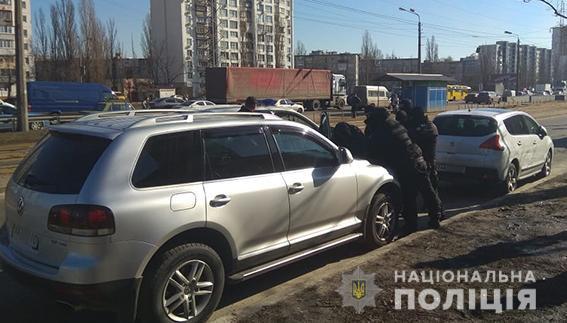 В Киеве задержали бывшего начальника полиции, продававшего информацию