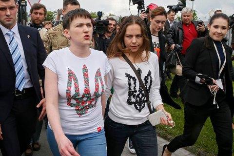 Савченко виступила проти виборів на Донбасі без контролю над кордоном із РФ