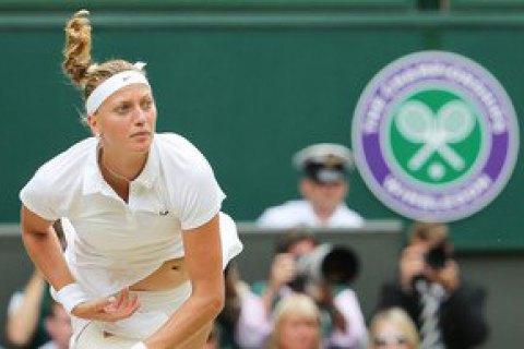 Тенісистка Квітова може завершити кар'єру через напад грабіжника