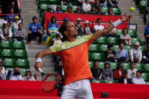 Долгополов проиграл во втором круге турнира в Токио