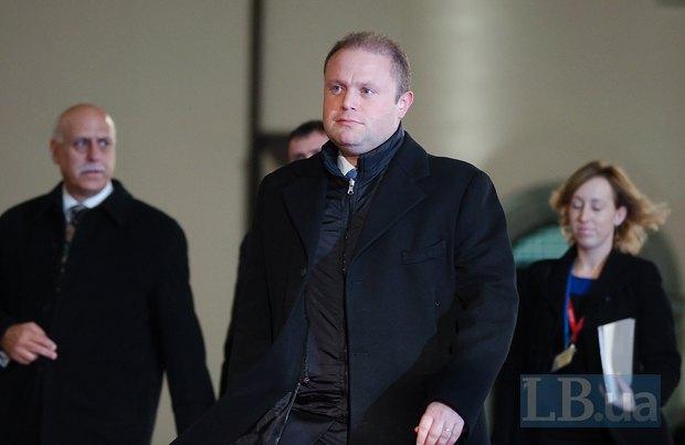 Премьер-министр МальтыДжозеф Мускат