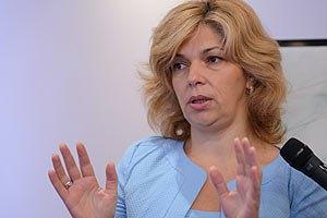 Богомолец отказалась от кресла вице-премьера (ОБНОВЛЕНО)