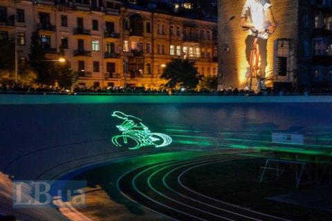 Київський велотрек передали у власність міста