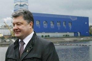 Порошенко заработал в прошлом году почти 87 млн грн (документ)