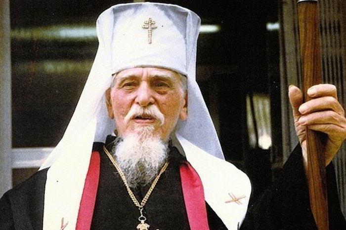 патріарх Української греко-католицької церкви Йосиф Сліпий