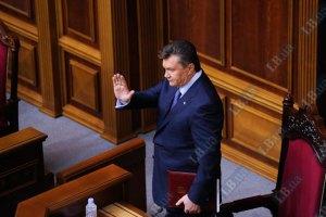 Оппозиция готова слушать Януковича в Раде