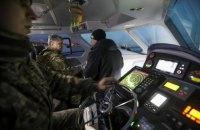 Порошенко испытал катер УМС-1000 в открытом море