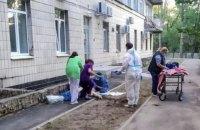 """У київській лікарні за дві доби два чоловіки покінчили життя самогубством, - """"Муніципальна варта Києва"""""""