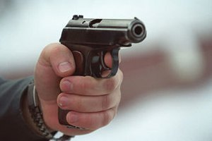 У Кременчуці біля школи сталася стрілянина