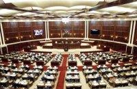 Парламент Азербайджану схвалив скасування воєнного стану