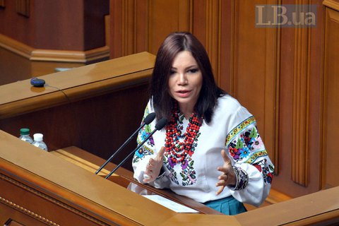"""Сюмар назвала """"закон про деолігархізацію"""" корупційною схемою"""