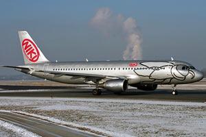 Австрийскую лоукост-авиакомпанию не пускают в Украину